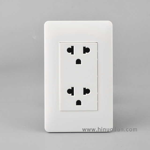 118a 07 Philippines Multi 2 Gang Socket Outlet