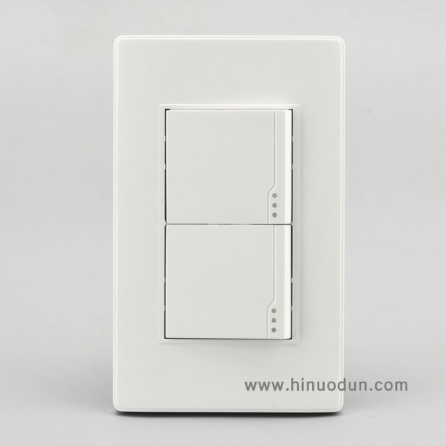 118B-03 15A 2gang 2/3way switch