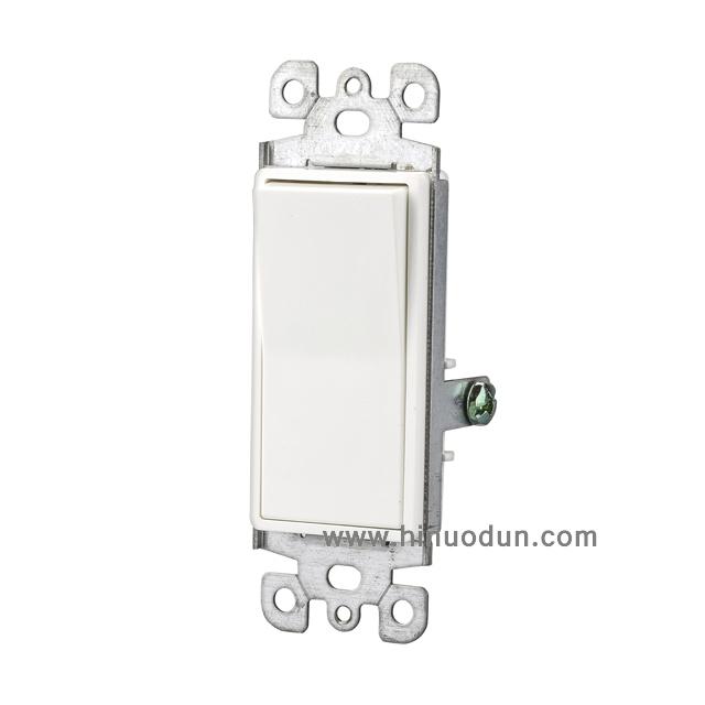 NTW02 1gang 3way decora switch
